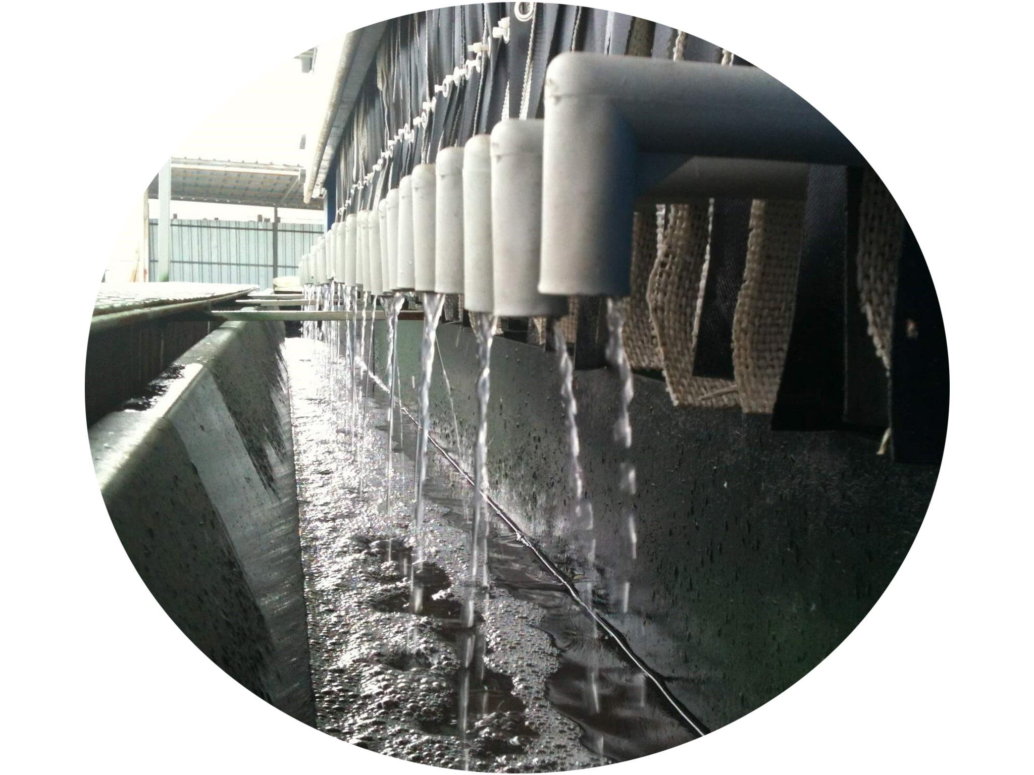 filtre pres makinası su arıtması oval